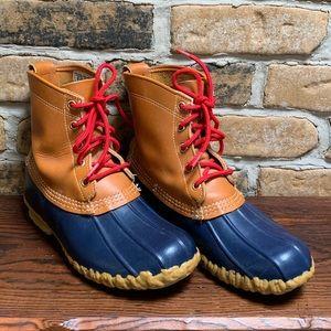 Vintage L.L. Bean Maine Hunting Shoe/Duck Boots